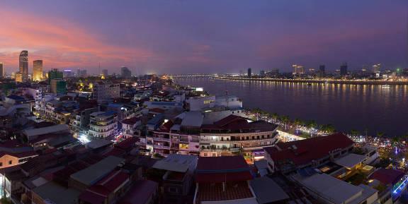 柬埔寨金边有哪些写字楼项目?