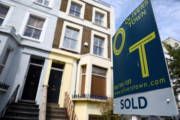 英国大选后房屋价格一月跃升