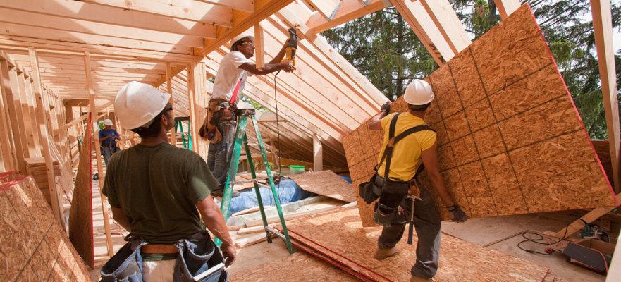 北美地区建筑商信心依然高涨
