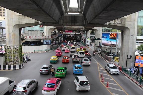 曼谷交通简介
