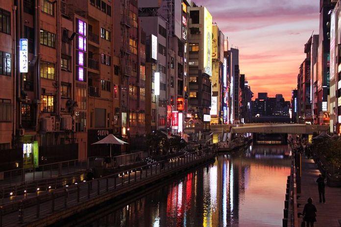 大阪的短期住宿入住量急剧下降