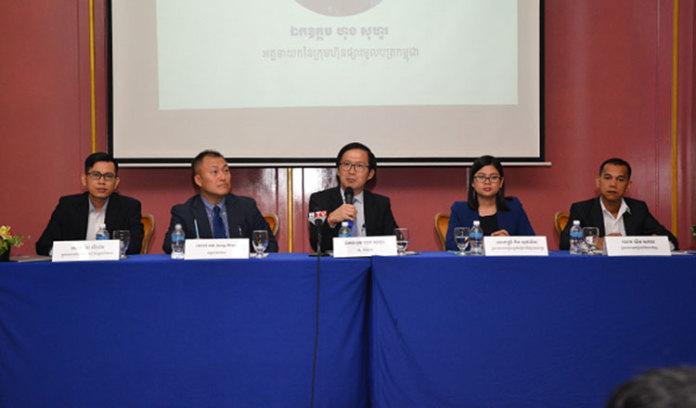 预计七家公司将于 2020 年在柬埔寨证券交易所上市