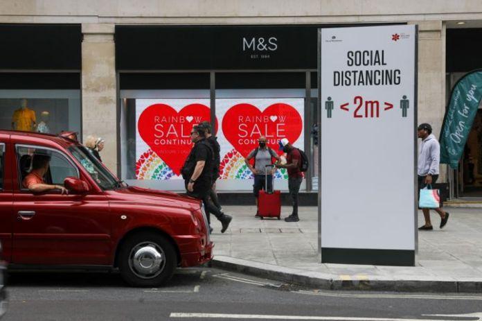 疫情后,伦敦商业地产市场可能发生结构性变化