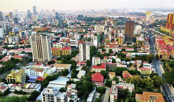 柬埔寨:未获得许可证的房地产项目将面临法律诉讼