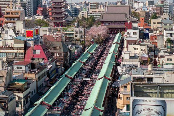 日本地价 28 年来首次上涨