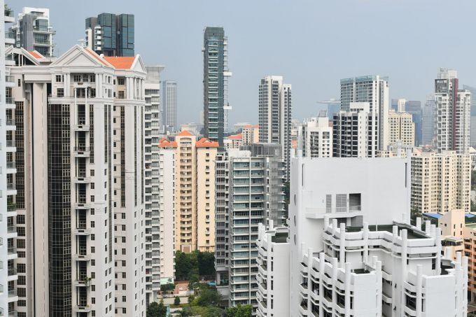 8 月新加坡公寓转售量创近两年新高