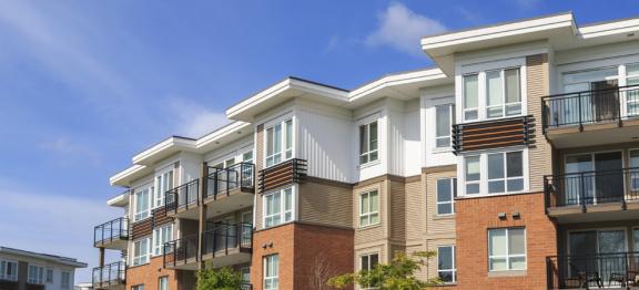美国公寓投资指数一季度强劲增长