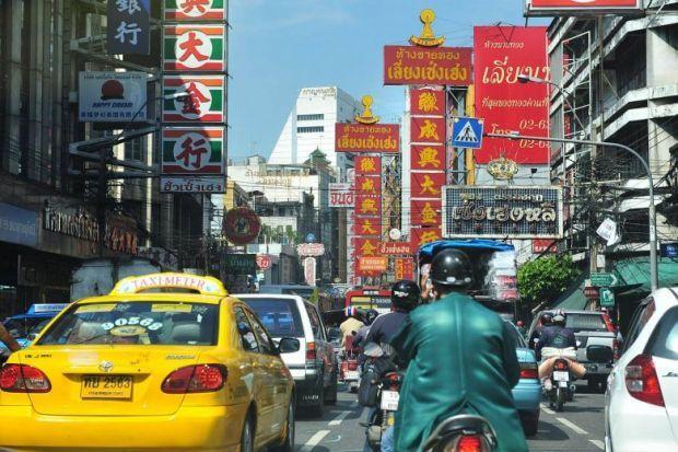 泰国考虑开放一些服务业,以吸引更多外资