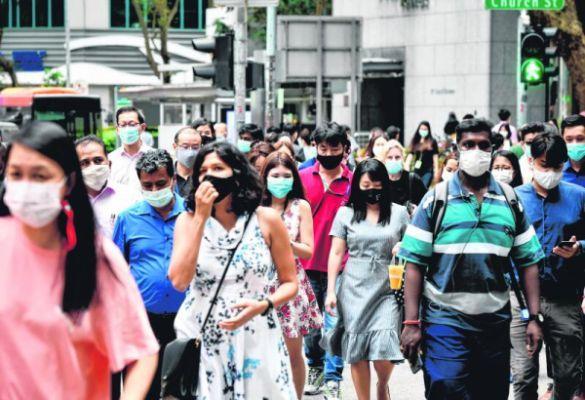 到 2025 年,新加坡需要增加 120 万数字工作者才能保持竞争力