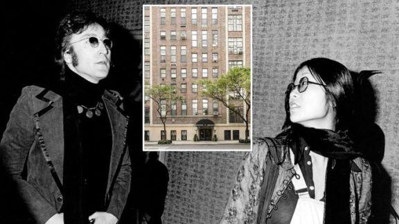 约翰•列侬纽约故居上市出售,挂牌价 550 万美元