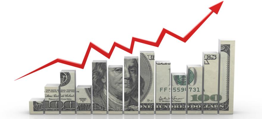 美国 8 月房价年涨幅跃升至 5.9%