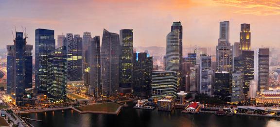 第三季度的新加坡商业房产市场仍受疫情影响