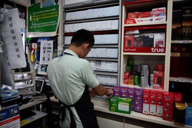 电子商务可以提高泰国中小企业的收入和影响力