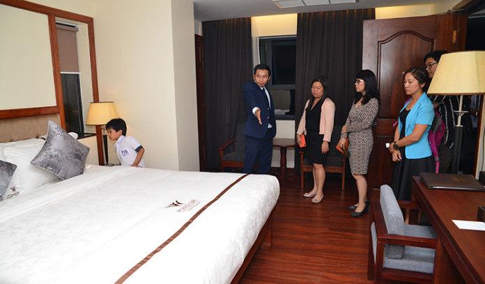 尽管受新冠病毒影响,柬埔寨的酒店开业仍在继续
