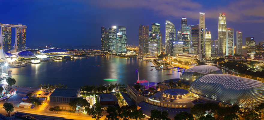 新加坡房价差距在 2020 年继续扩大