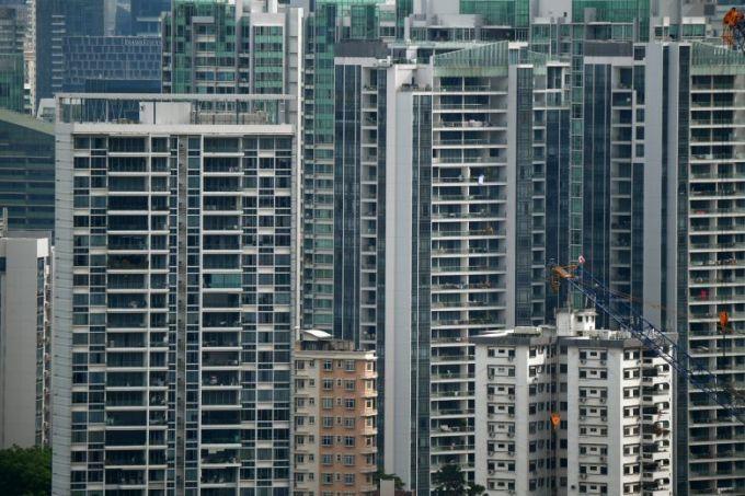 第三季度新加坡私人住宅价格较上一季度上涨 0.8%