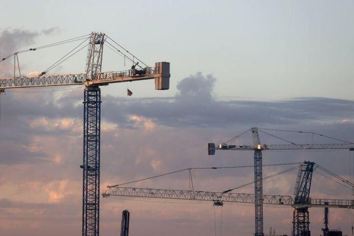 2020 年 11 月美国建筑支出创历史新高