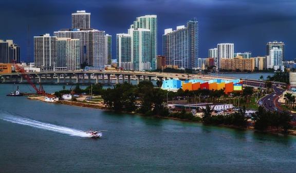 大迈阿密地区住宅和公寓销售价格在第一季度强势上涨