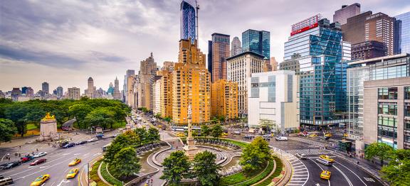 曼哈顿写字楼销量受疫情影响暴跌 66%