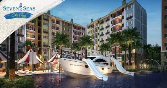 七海二期公寓 Seven SEAS