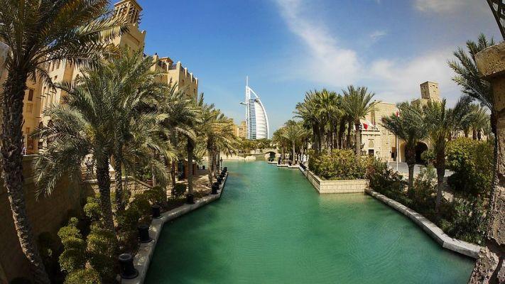 迪拜棕榈岛开发商 Nakheel 考虑出售区域制冷资产