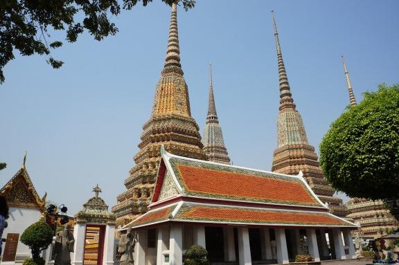 泰国经典旅游线路系列一:曼谷 + 芭堤雅