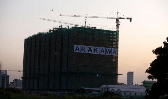 柬埔寨经济适用房项目步入正轨