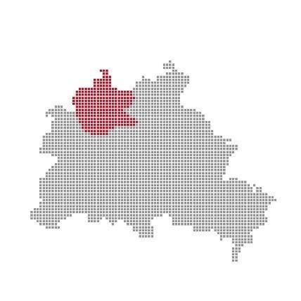 柏林 12 个区的房地产价格与前景