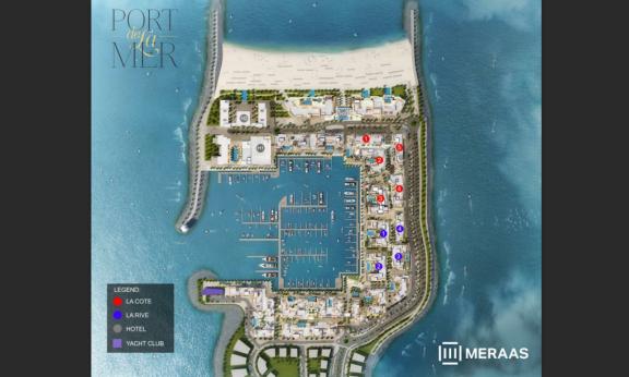 Port De LA Mer