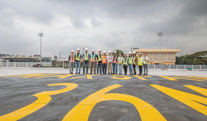 金边国际机场完成新一轮的扩建