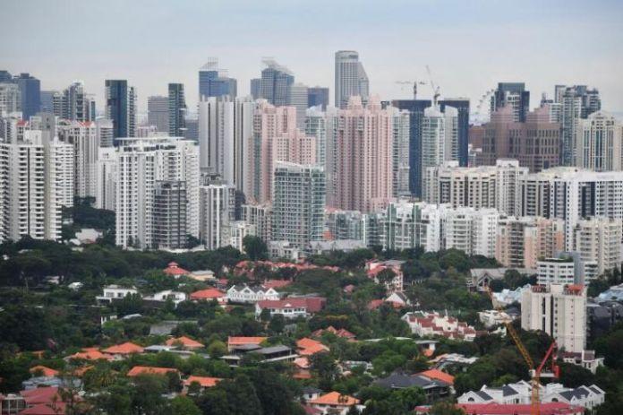 新加坡 2020 年 10-12 月新私宅销量比上季度下降 26%