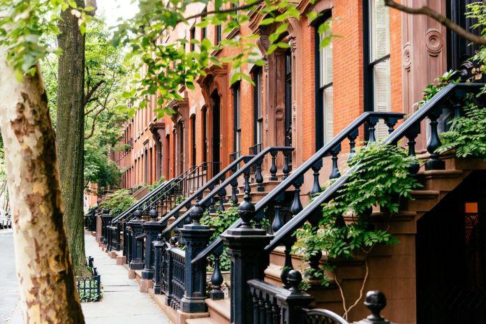 纽约的房地产市场出现复苏