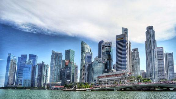 新加坡写字楼租金 2020 年第一季度环比下降 0.8%