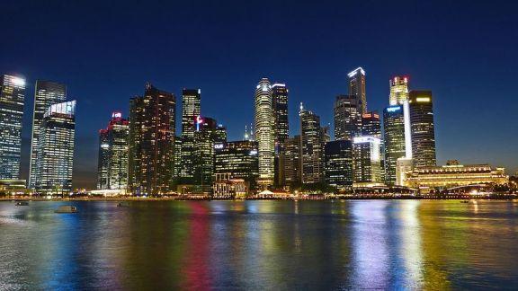 在 COVID-19 爆发期间,新加坡建屋局转售价格在第一季度持平