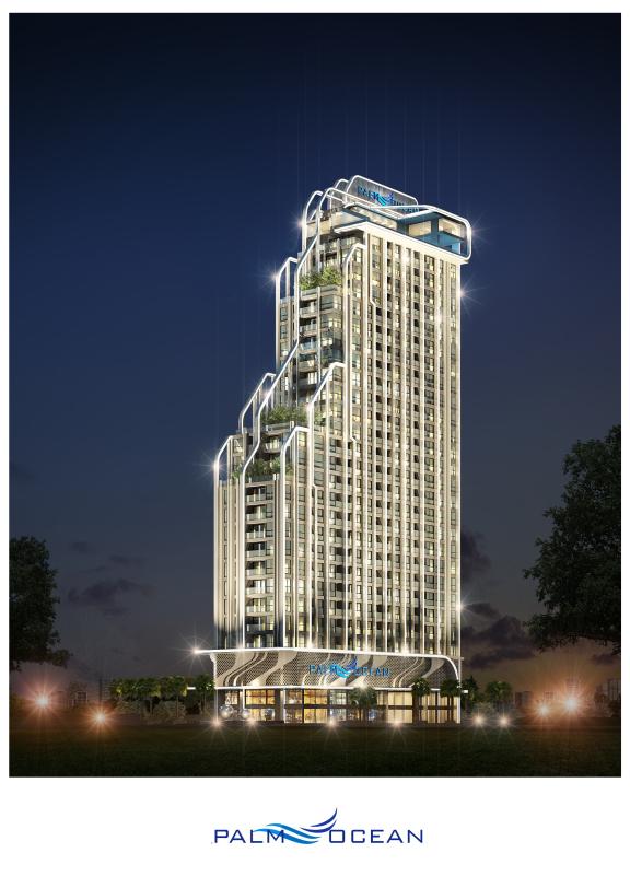 棕榈海岸公寓 Palm Ocean Pattaya