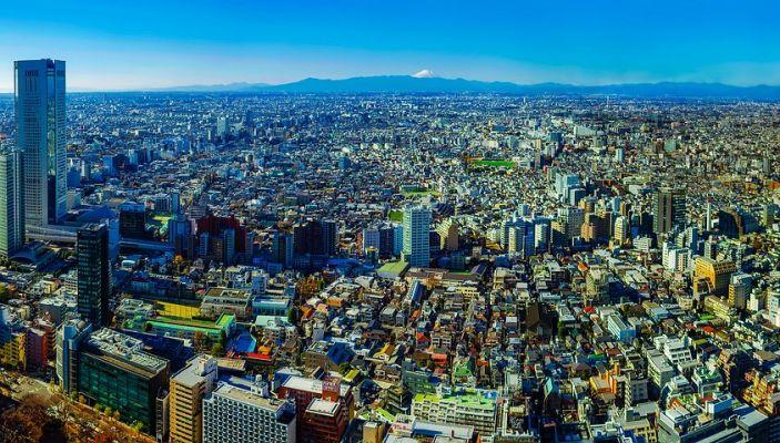 九月东京市中心公寓销售价格创历史新高