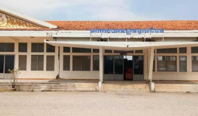 柬埔寨:废弃的马德望机场开工重建