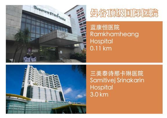 曼谷顶级国际医院