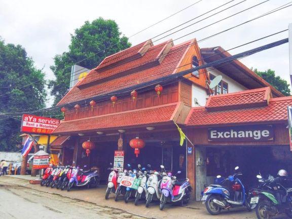 泰国经典旅游线路系列二:在清迈慵懒成一只猫