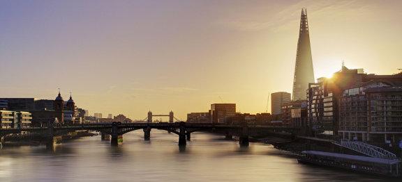 2020 年伦敦的超级豪宅销售量名列前茅