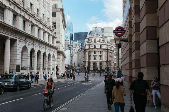 伦敦豪宅价格自疫情开始后第一次上涨
