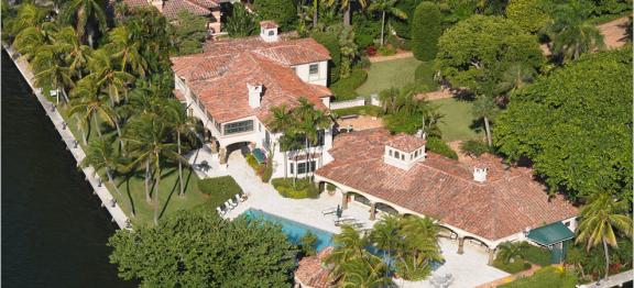 美国棕榈滩房市 8 月销售量实现两位数的增长