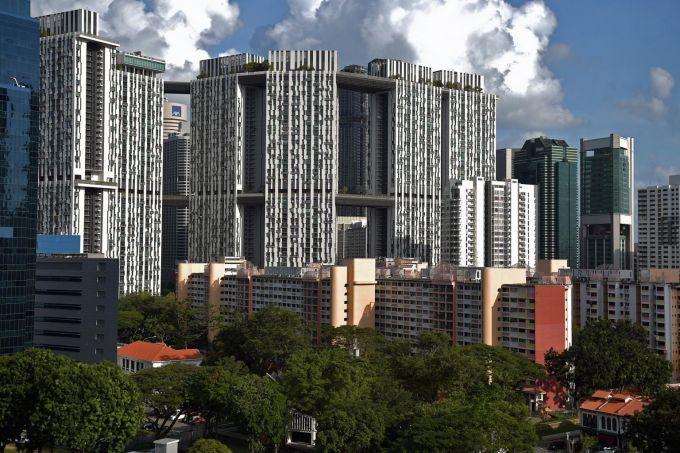 新加坡 2020 年前 11 个月转售 7200 万组屋