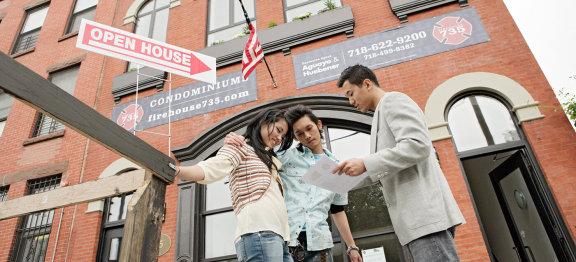 美国买房主力仍是千禧一代