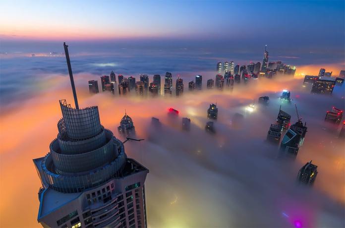 房地产业对迪拜 GDP 的贡献在 2018 年几乎翻了一番,达到 13.6%