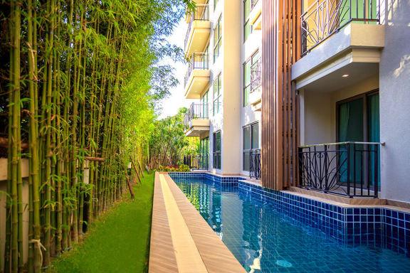 City Garden Tropicana- 热带庭院