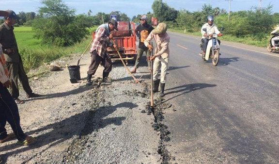 柬埔寨3号国道的建设带动了周边土地价格的上涨