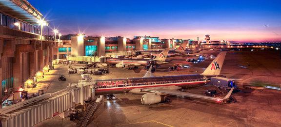 美国机场旁的工业物业租金较高