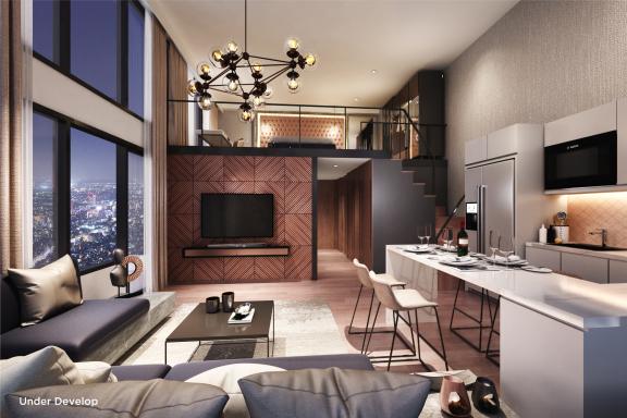 曼谷拉玛九有哪些公寓项目?