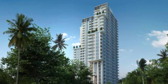 城市花园摩天楼 -City Garden Tower